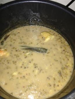 Bubur Durian Terengganu